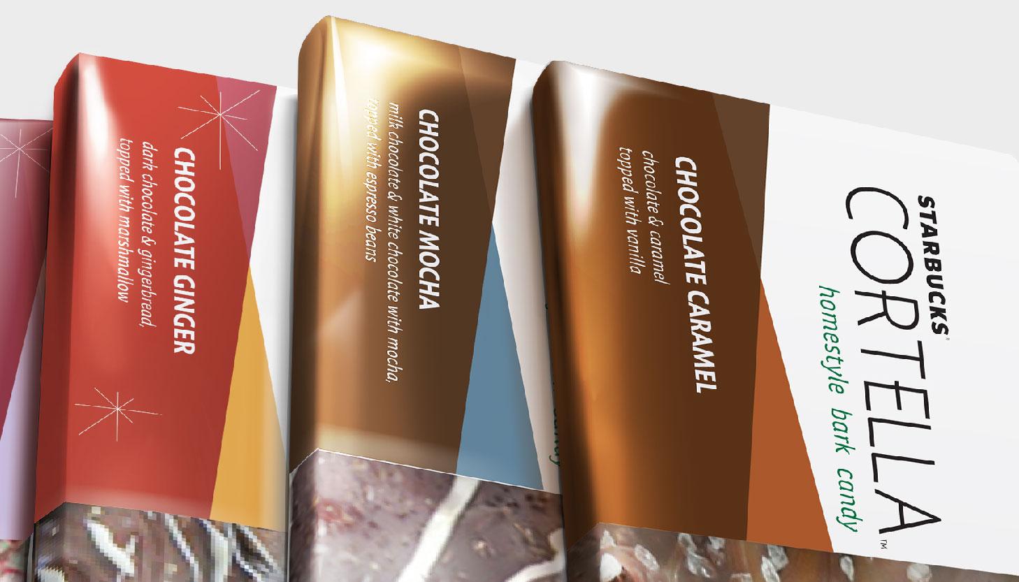 Cortella | Brand Identity & Package Design | Luke Sillies
